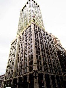 Tulsa's Mid-Continent Building.