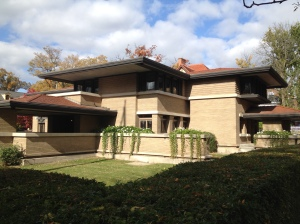 Frank Lloyd Wright's Meyer May House