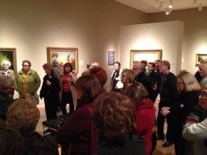 Masterpieces of American Landscape Painting, 1820-1950; on view at the Grand Rapids Art Museum