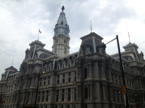 Philadelphia's spectacular Second Empire-style City Hall