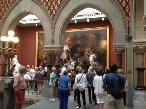 In the PAFA