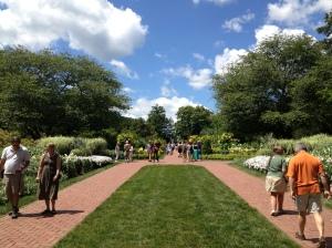At Longwood Gardens