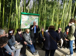 Our excursion to Monet's home and studio at Giverny.