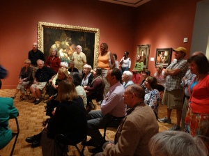 In the Dutch Galleries