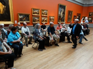 American art at the Yale University Art Gallery.