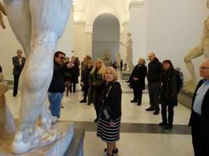 The National Archaeological Museum in Naples