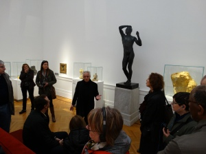 The Museum of Modern Art in Rome